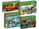 Set No: 5004818  Name: Minecraft Collection