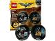 Set No: 5004929  Name: Batman Battle Pod polybag