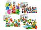Set No: 5005054  Name: Let's Build Social Skills Together Pack (45009, 45010, 45018, 45019)