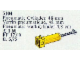 Set No: 5104  Name: Pneumatic Cylinder, 48mm, Yellow
