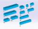 Set No: 5141  Name: Bricks, Blue