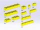 Set No: 5143  Name: Bricks, Yellow