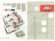 Set No: 518  Name: 2 x 4 Plates (architectural hobby und modelbau version)