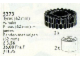 Set No: 5273  Name: Tires (62mm) with Hubs