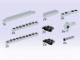 Set No: 5287  Name: Plates and Gear Racks