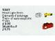 Set No: 5307  Name: Head Light Brick