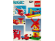 Set No: 537  Name: Basic Building Set