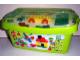 Set No: 5380  Name: Large Brick Box - Green Plate Version