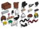 Set No: 5381  Name: Adventurer's Accessories