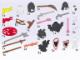 Set No: 5383  Name: Castle Accessories