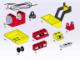 Set No: 5390  Name: Crane and Digger Accessories