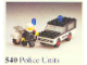 Set No: 540  Name: Police Units
