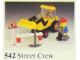 Set No: 542  Name: Street Crew