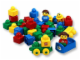 Set No: 5434  Name: LEGO Baby Stack 'n Learn