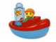 Set No: 5462  Name: Bathtime Boat