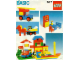 Set No: 547  Name: Basic Building Set