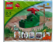Set No: 5485  Name: Zoo Animals polybag