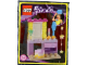 Set No: 561502  Name: Dressing Table foil pack