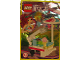 Set No: 561605  Name: Ice Cream Cart foil pack