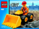 Set No: 5627  Name: Mini Bulldozer polybag
