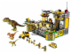 Set No: 5887  Name: Dino Defense HQ