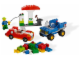 Set No: 5898  Name: Cars Building Set