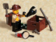 Set No: 5900  Name: Adventurer - Johnny Thunder