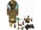 Set No: 5909  Name: Treasure Raiders set with Mummy Storage Container