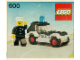 Set No: 600  Name: Police Patrol