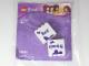 Set No: 6006139  Name: Best Friends Promotional Brick Set polybag