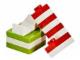 Set No: 60063  Name: Advent Calendar 2014, City (Day 21) Christmas Present and Stocking