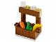 Set No: 60063  Name: Advent Calendar 2014, City (Day 6) Fruit Stall