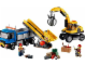 Set No: 60075  Name: Excavator and Truck