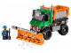 Set No: 60083  Name: Snowplow Truck