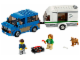 Set No: 60117  Name: Van & Caravan