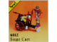 Set No: 6012  Name: Siege Cart
