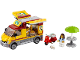 Set No: 60150  Name: Pizza Van