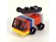 Set No: 60155  Name: Advent Calendar 2017, City (Day 15) - Firetruck Toy