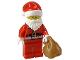 Set No: 60155  Name: Advent Calendar 2017, City (Day 24) - Santa