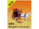 Set No: 6016  Name: Knights' Arsenal