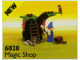 Set No: 6020  Name: Magic Shop