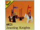 Set No: 6021  Name: Jousting Knights