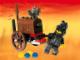 Set No: 6028  Name: Treasure Cart