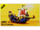 Set No: 6057  Name: Sea Serpent