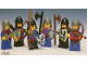 Set No: 6102  Name: Castle Mini Figures