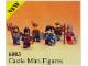 Set No: 6103  Name: Castle Mini-Figures