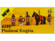 Set No: 6105  Name: Medieval Knights