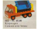 Set No: 612  Name: Tipper Truck
