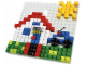 Set No: 6162  Name: A World of LEGO Mosaic 4 in 1