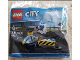 Set No: 6182882  Name: City Police Mission Pack polybag